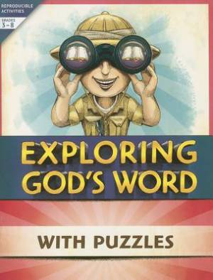 Exploring God�S Word With Puzzles