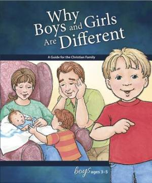 Why Boys And Girls Are Different: For Boys Ages 3 5   Learni