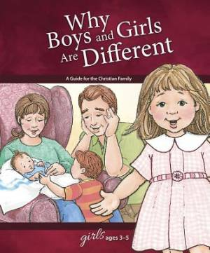 Why Boys And Girls Are Different: For Girls Ages 3 5   Learn