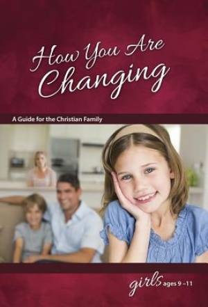 How You Are Changing: For Girls 9 11   Learning About Sex