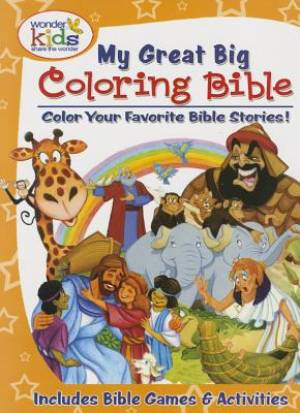 My Great Big Colouring Bible