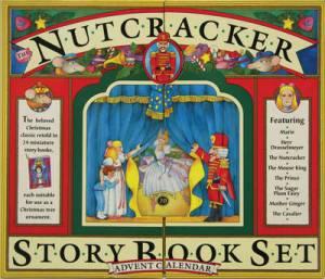 Nutcracker: Story Book Set and Advent Calendar