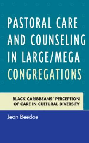 Pastoral Care and Counseling in Large/Mega Congregations