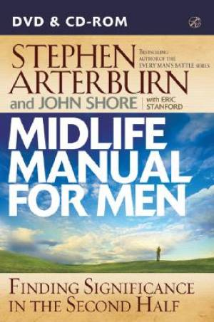 Midlife Manual For Men DVD & CD Pack