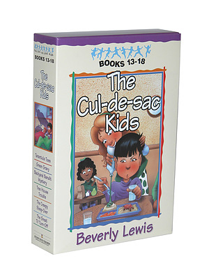Cul De Sac Kids Box Set Volumes 13-18