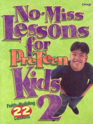 No Miss Lessons For Preteen Kids 2 Pb