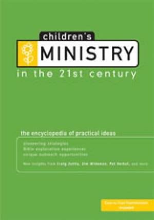Children's Ministry In The 21st Century