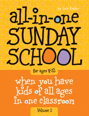 All In One Sunday School Vol 1