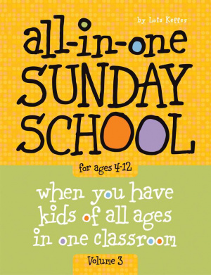 All In One Sunday School Vol 3 Pb