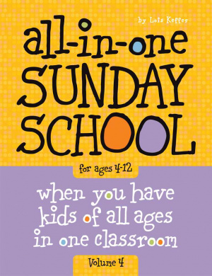 All In One Sunday School Vol 4 Pb