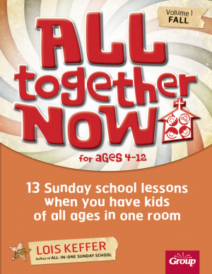 All Together Now Vol.1 Ages 4-12