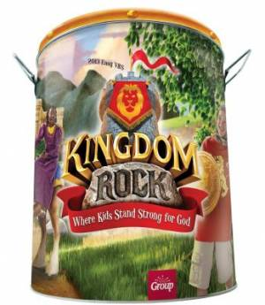 VBS'13 Kingdom Rock Starter Kit