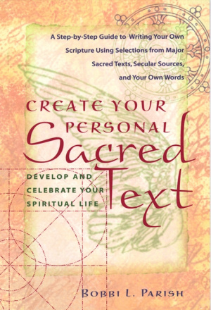 Create Your Personal Sacred Text