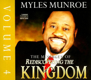 Rediscovering The Kingdom Vol 4 Cd