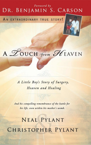A Touch From Heaven Paperback Book