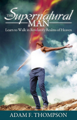 The Supernatural Man Paperback Book
