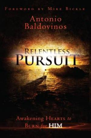 Relentless Pursuit Paperback Book