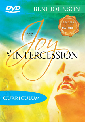 The Joy Of Intercessions Study DVD