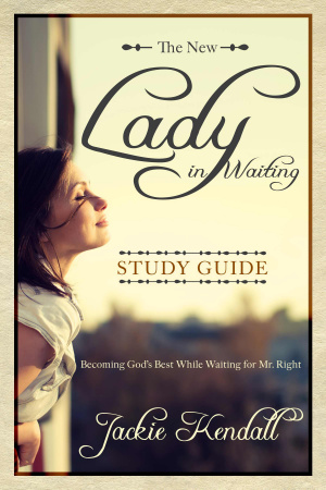 The New Lady In Waiting Study Guide Paperback Book