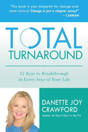 Total Turnaround Paperback Book