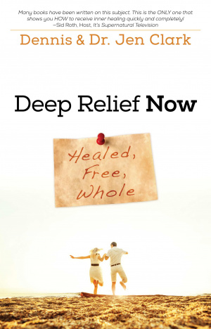 Deep Relief Now Paperback Book