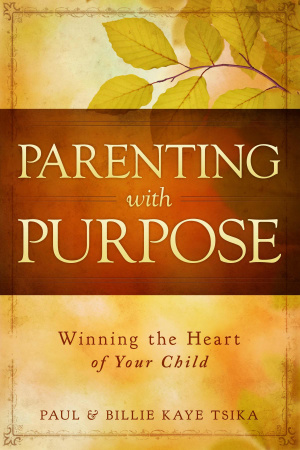 Parenting With Purpose Paperback