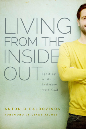 Living From The Inside Out Paperback Book