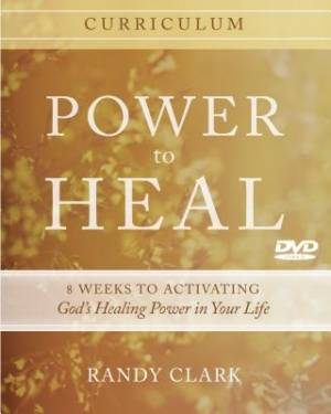 Power To Heal Curriculum Kit (DVD plus two Paperbacks)