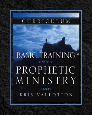 Basic Training For The Prophetic Ministry Curriculum Kit