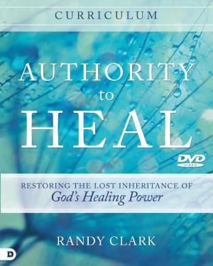 Authority To Heal Curriculum DVD