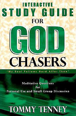 God Chasers, Workbook: Study Guide