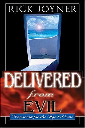 Delivered From Evil paperback