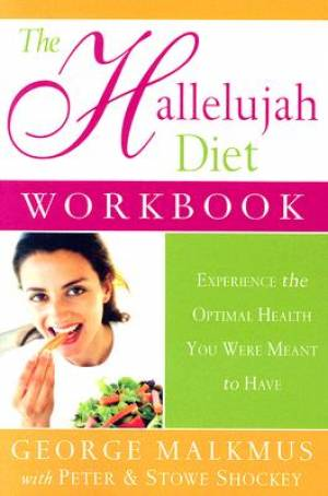 Hallelujah Diet Workbook Pb