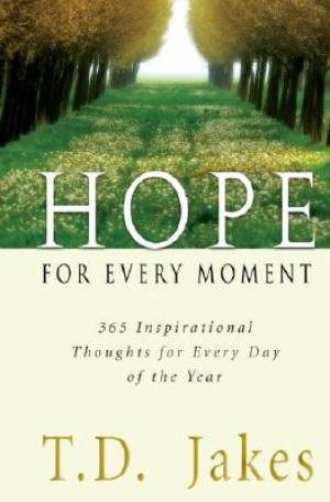 Hope For Every Moment Hb