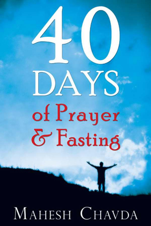40 Days Of Prayer And Fasting Pb