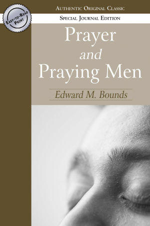 Prayer And Praying Men Easy To Read