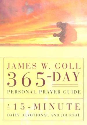 James W Goll 365 Day Personal Prayer Guide