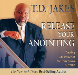 Release Your Anointing Audio CD