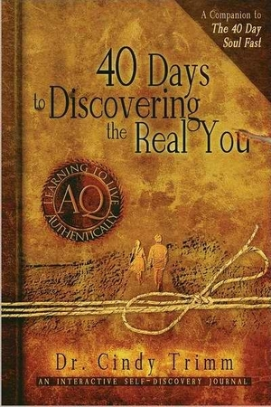 40 Day Soul Fast Journal