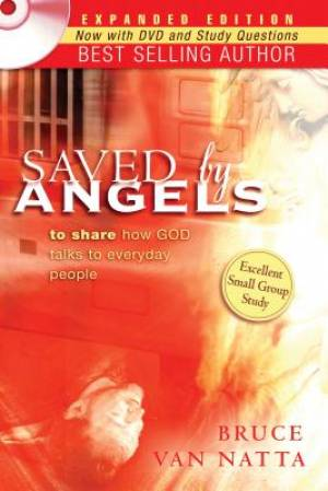 Saved By Angels Paperback + DVD