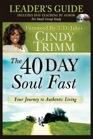 40 Day Soul Fast Leaders Guide Pb