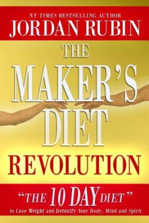 The Maker's Diet Revolution Hardback Book