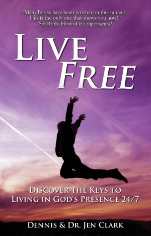 Live Free Paperback Book