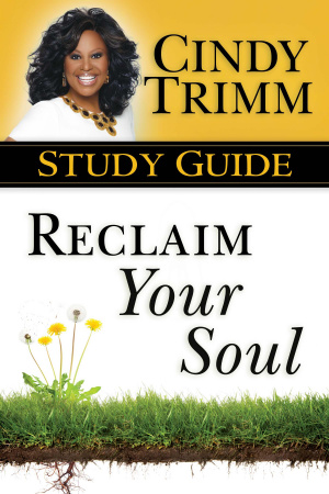 Reclaim Your Soul Study Guide Paperback