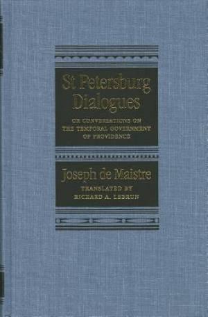 St.Petersburg Dialogues