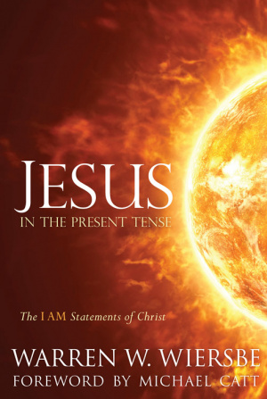 Jesus In The Present Tense Pb