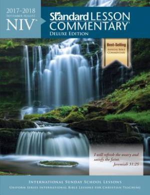 NIV� Standard Lesson Commentary� Deluxe Edition 2017-2018