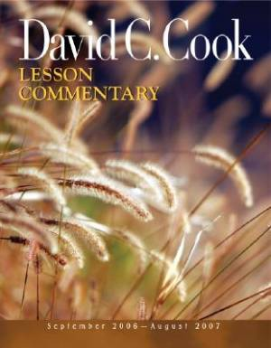 Cook Lesson Commentary 2006-07