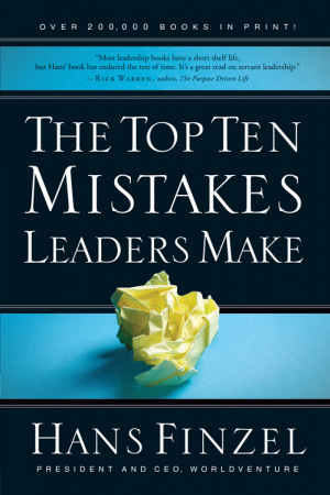 Top Ten Mistakes Leaders Make The Pb
