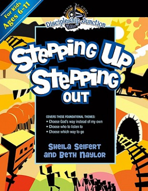 Stepping Up Stepping Out Pb